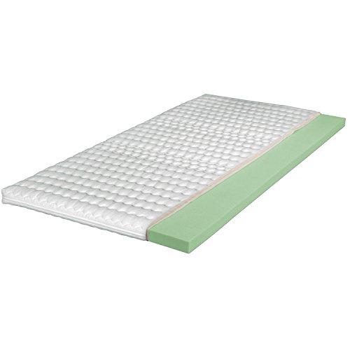 Breckle Komfortschaum-Topper Simply, Größe:140x210 cm (Sondergröße)