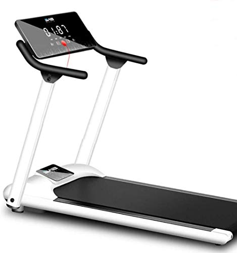 Woodtree Treadmil - Tapis roulant pieghevole, per la casa, resistente, display LED, fornisce...