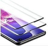 QNNEL Protector de Pantalla para Samsung Galaxy S10 Plus Cristal Templado 2.5D 9H 844714