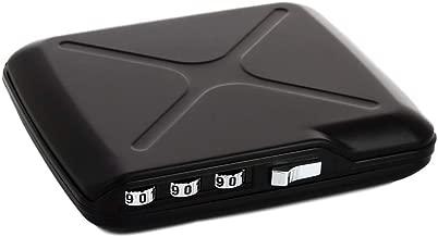 Ogon Black Aluminium For Men - Card & ID Cases