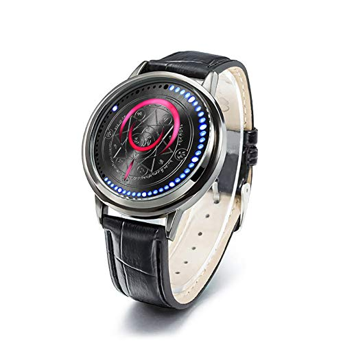 YJacuing Anime Fate/Stay Night UBW Tohsaka Rin Archer Command Seal Collector's Edition LED Watch