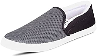 Maddy Classic White Casual Shoess for Men in Various Sizes