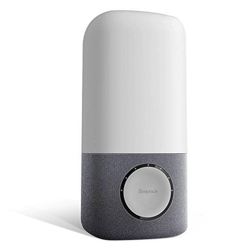 Sleepace Nox Music smart Schlaflicht / Wake-up Licht mit Bluetooth Lautsprecher und Gestensteuerung