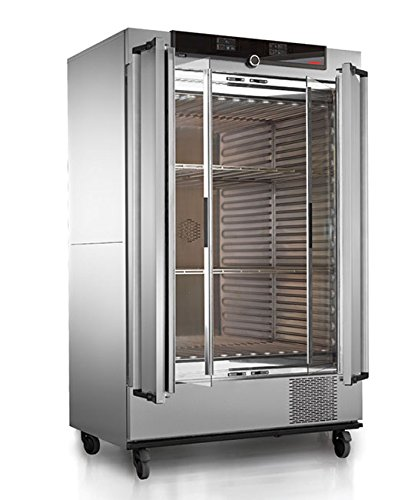 MEMMERT 911743Certificado (fábrica) de Calibration 3temperaturas