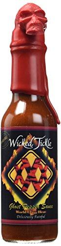 XXX Skull Ghost Pepper Hot Sauce