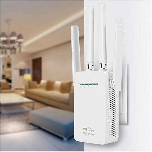 Draadloze wifi-extender Wifi-repeater/router Wifi-antenne Signaalversterker met groot bereik
