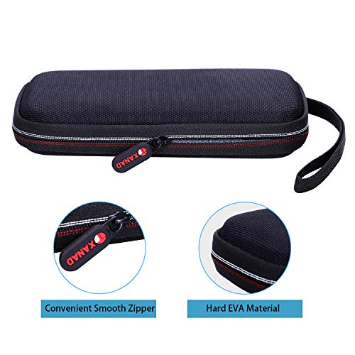 XANAD Hard Case for Logitech Spotlight Presentation Remote - Storage Protective Travel Carrying Bag