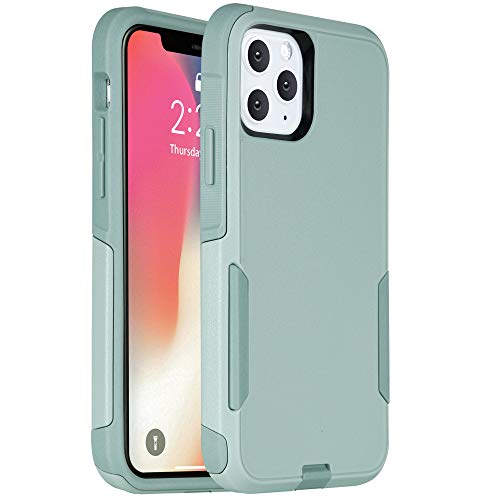 Krichit Pioneer iPhone 11 Pro Case,Pioneer Heavy Duty Case for iPhone 11 Pro Cases 5.8 inch (Aqua Sail)