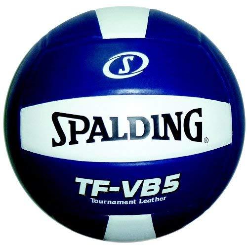 Spalding TF-VB5 Marineblau/Weiß