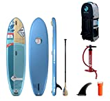 """Boardworks SHUBU Muse Inflatable Stand-Up Paddle Board (iSUP) 