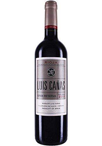 Vino Tinto Luis Cañas Gran Reserva Rioja Alavesa 75 CL