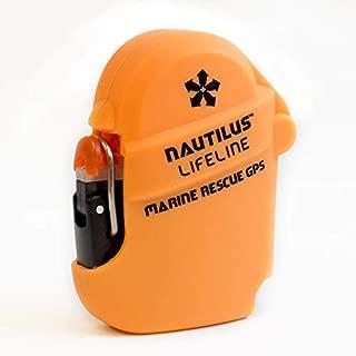 Ideations Design Nautilus Lifeline Marine Rescue GPS with Silicone Case