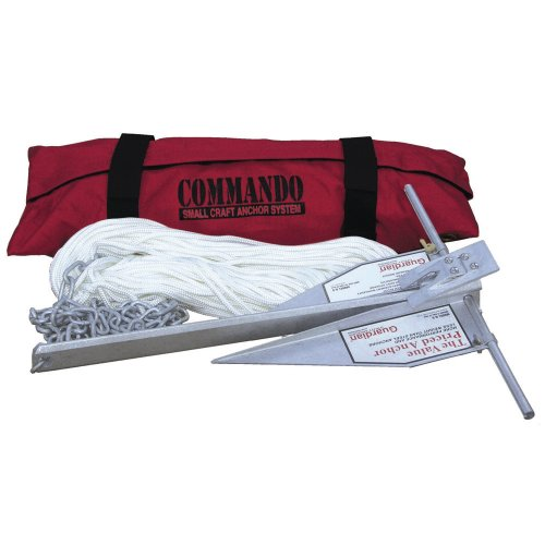 Fortress Commando Small Craft Anchoring System-Boat Outfitting   Anchors/Chain/R