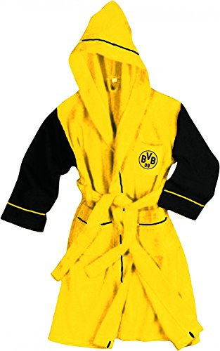 Borussia Dortmund BVB-Bademantel für Kinder 116