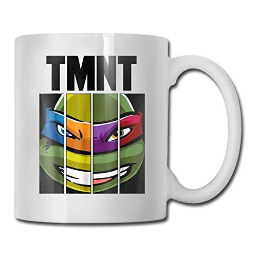 N\A Taza de café Divertida de Las Tortugas Ninja