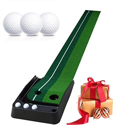 Aspack Alfombra de Golf, Esterilla para Entrenamiento de Golf para Interiores y...