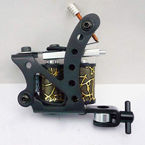 L-Y-Q Praktische V-Type Fog Secant geïntegreerde spoel-tattoo machine voor studenten.