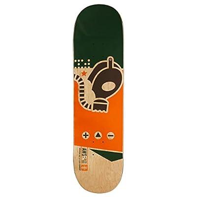 "Alien Workshop Gas Mask Large Skateboard Deck - 8.50"" by Alien Workshop"