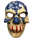 Toys And Masks La Purga Máscara bandera eeuu DESDE ELECCIONES Año de la 3 Película Cosplay...