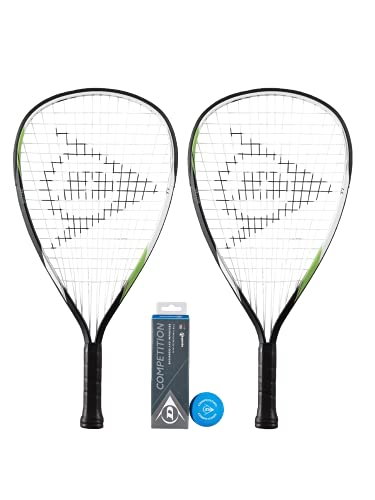 Dunlop Biotec - Raqueta para raquetas (2 unidades, 3 unidades)