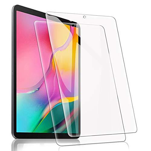 [2 Piezas] Protector Pantalla para Samsung Galaxy Tab A 10.1 2019, Cristal...