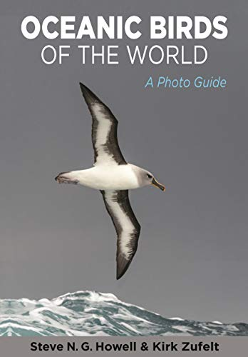 Oceanic Birds of the World: A Photo Guide (English Edition)