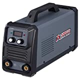 Amico ARC-200, 200-Amp Stick Arc & Lift-TIG Combo Welder, 100-250V Wide Voltage, 80% Duty Cycle, Compatible with all Electrodes: E6010 E6011 E6013 E7014 E7018 etc.