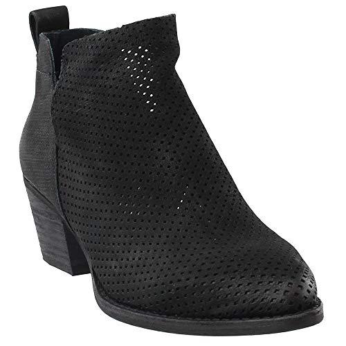 Dolce Vita Womens Sonya Casual Boots, Black, 5.5