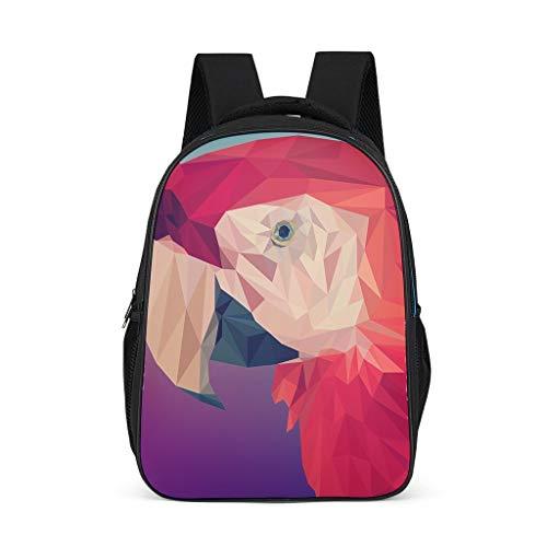 Charzee geometrische afdrukken kinderen school dagrugzak mini schattige tas jongen draagtas voor reizen 32 * 18 * 42 centimeter Cartoon