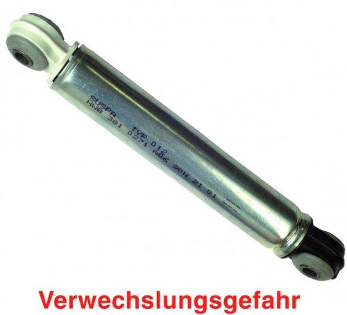 Stoßdämpfer Suspa 90N, AT! Reibungsdämpfer mit 8 mm Bohrung, eingesetzt in Waschmaschinen und Wasch-Trocknern
