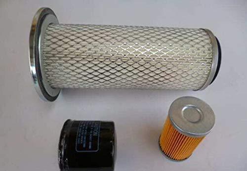 Filtersatz Kubota GT-3 GT-5 GT-8