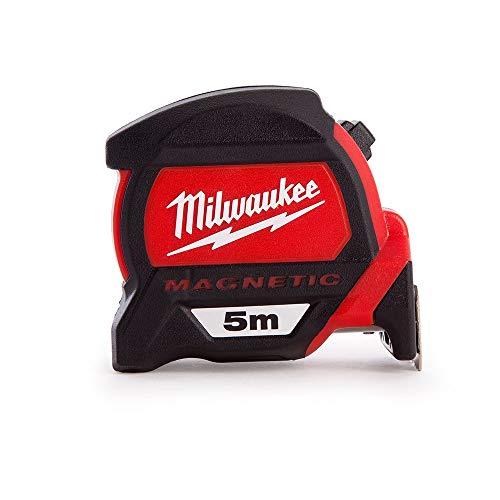 Milwaukee 4932459373 932459373 Premium Magnetband, 5 m (Breite 27 mm) nur metrisch lose