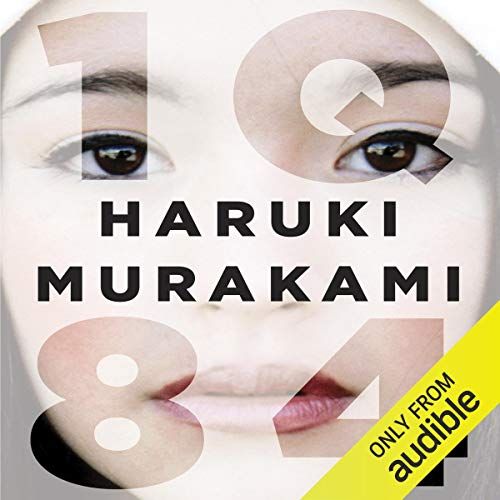 1Q84  By  cover art
