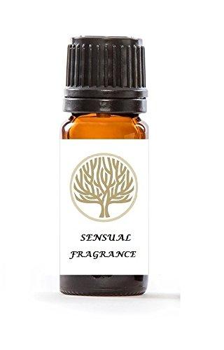 EkoFace Sensuele geur voor het maken van kaarsen, Oil Burner, Potpourri, Bath - Geur Olie in 10ml amber druppelaar fles