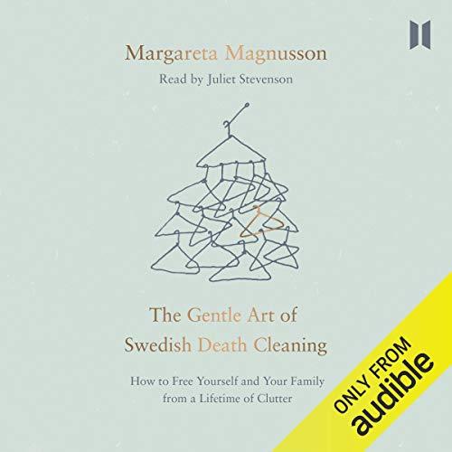 The Gentle Art of Swedish Death Cleaning Titelbild