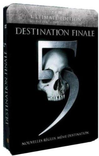 Destination finale 5 [Francia] [Blu-ray]