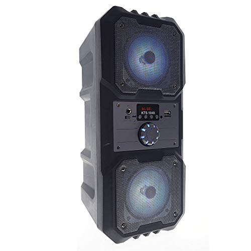 SOGO Altavoz Torre PORTÁTIL Bluetooth SS-8463 (Gris)
