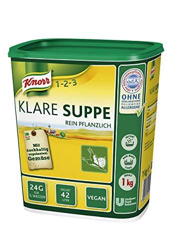Knorr Suppe Bouillon rein Bild