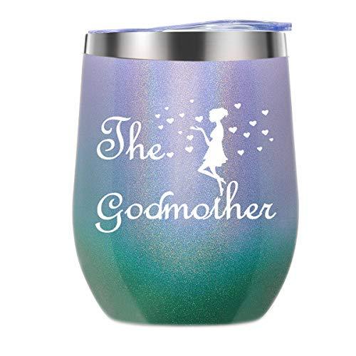 Godmother Wine Tumbler