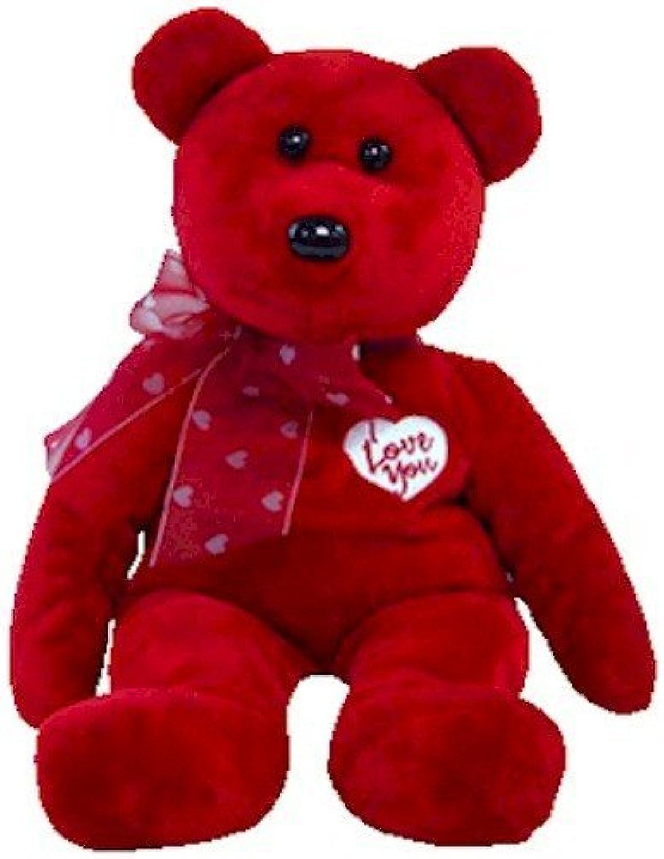 orden en línea Ty Ty Ty Beanie Buddies Secret - Valentine's Bear by Beanie Buddies  Más asequible