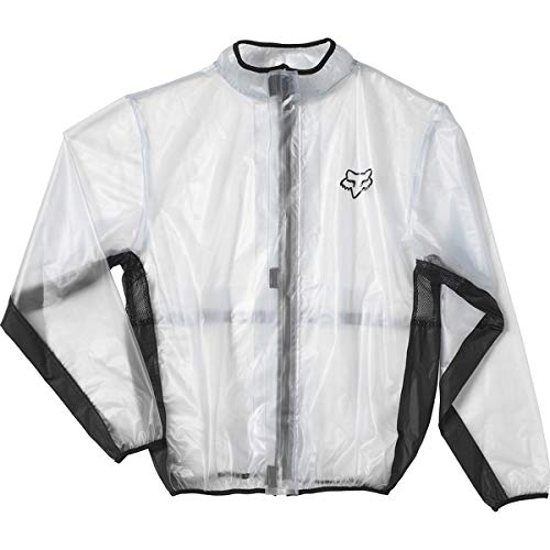 Fox Kids Regenjacke MX Fluid Transparent Gr. S