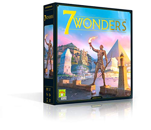 Repos Production RPOD0022 7 Wonders Grundspiel (Auflage 2020)