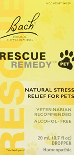 Bach Rescue Remedy Pet Rescue Remedy 20 ml 223929