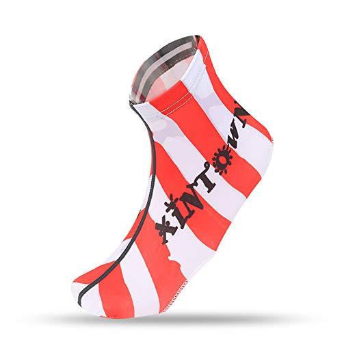 Couvre-chaussures de vélo unisexe Couvre-chaussures imperméables et coupe-vent multi-fonctions Couvre-chaussures de vélo Cranial Wind Couvre-chaussures de vélo Convient pour les jours pluvieux et neig