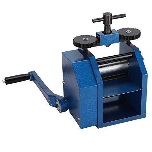 Máquina laminadora fácil de usar, máquina laminadora de joyería con buena resistencia al desgaste, alta calidad para el hogar de la joyería