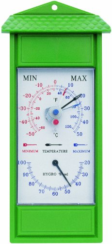 Koch Thermometer Min/Max.-Thermometer, mehrfarbig