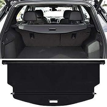 equinox rear cargo cover
