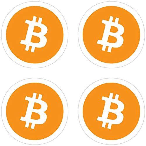 Sticker Vinyl Decal for Cars, Water Bottle, Fridge, Laptops Bitcoin??- Stickers (3 Pcs/Pack)