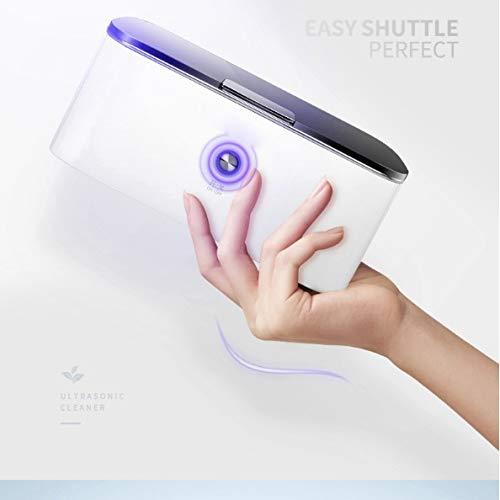 XZJJZ Tragbare Waschmaschine, Haushalt Gläser Waschmaschine, Schmuck zu sehen, Kontaktlinse, Schmuck-Reiniger