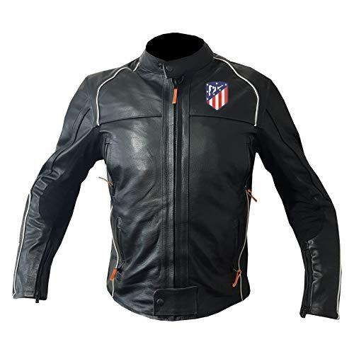 Chaqueta de piel de vacuno con armadura para hombre ATLETICO MADRID